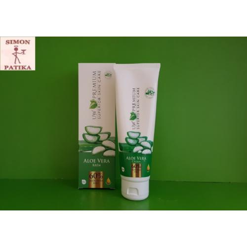 UW Premium Aloe vera krém 100ml
