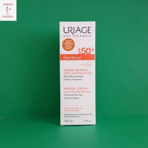 Uriage Bariesun SPF50+ napvédő krém