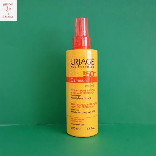 Uriage Bariésun fényvédő spray SPF50+
