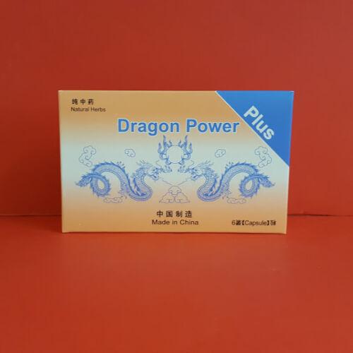 Dragon Power Plus kapszula 6db