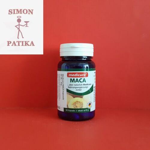 Medicura Maca kapszula 60db