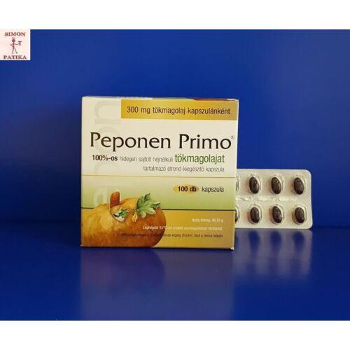 Peponen Primo kapszula 100db