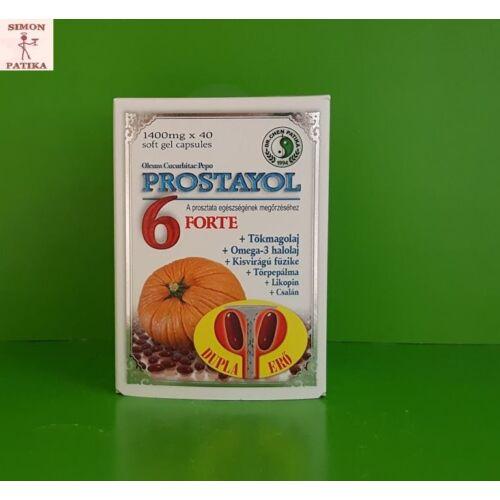 Prostayol 6 Forte kapszula 40db