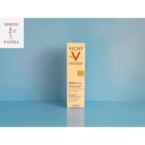 Vichy Mineralblend hidratáló alapozó 03 30ml