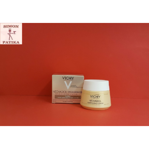 Vichy Neovadiol Complex nappali arckrém száraz bőrre 50ml