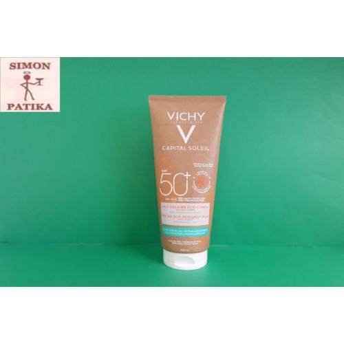 Vichy Capital Sol.naptej SPF50+ környezetbarát  200ml