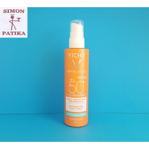 Vichy Capital Soleil spray SPF50+   200ml