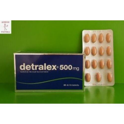 Detralex 500mg filmtabletta 60db