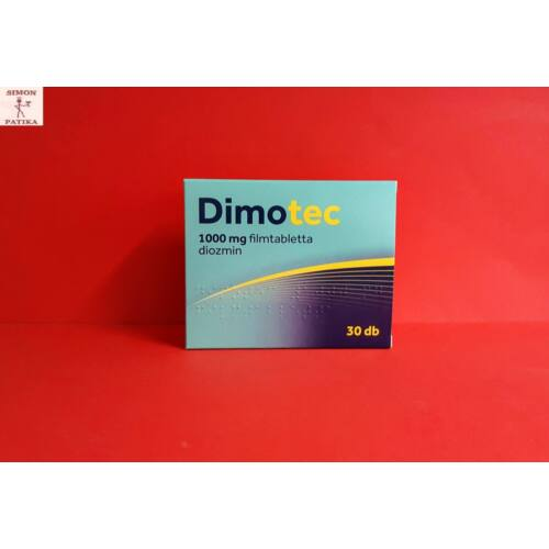Dimotec 1000 mg filmtabletta 30db