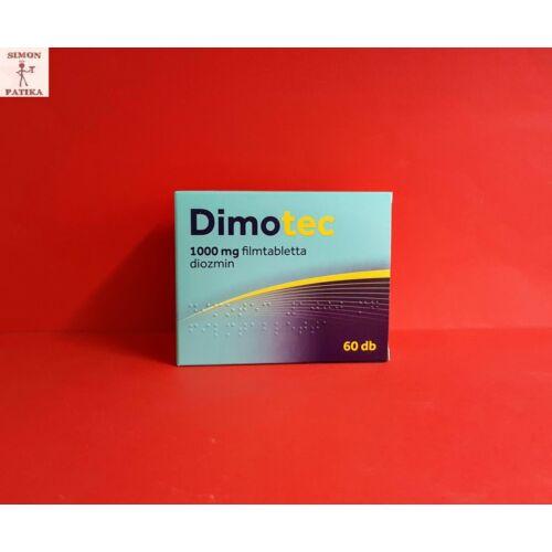 Dimotec 1000 mg filmtabletta 60db