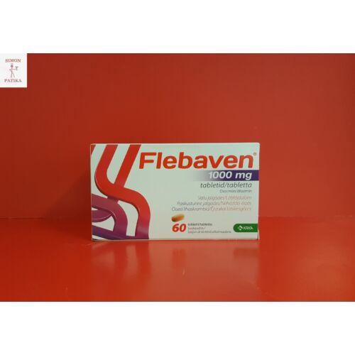 Flebaven 1000 mg tabletta 60db