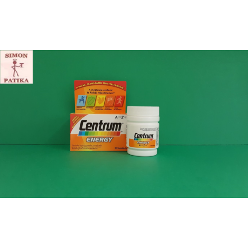 Centrum Energy tabletta 30db