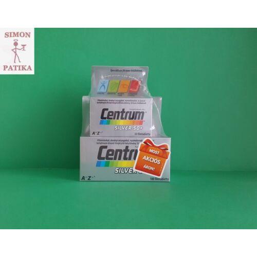 Centrum Silver A-Z-ig filmtabletta 100+30db