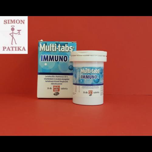 Multi-tabs Immuno L. felnőtt tabletta 30db