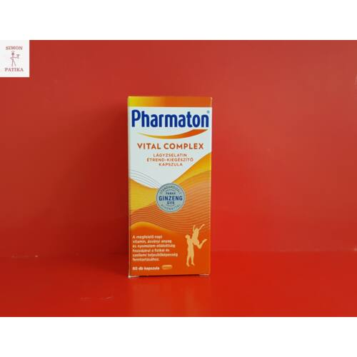 Pharmaton Vital Complex kapszula 60db
