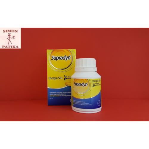 Supradyn Energia  50+ vitamin tabletta  90db