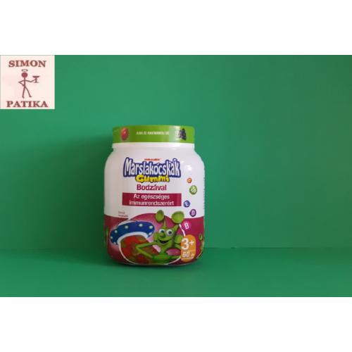 Walmark Marslakócskák Gummi  vitamin bodzás 60db