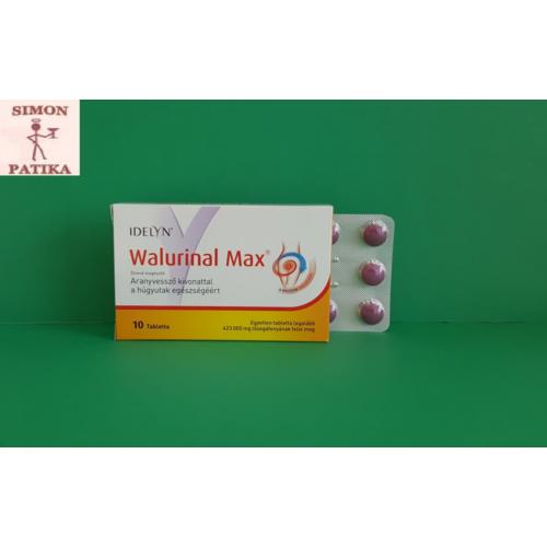 Walmark Walurinal Max tabletta 10db
