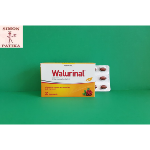 Walmark Walurinal lágykapszula 30db