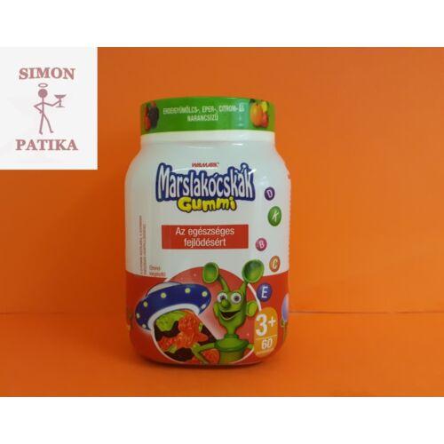 Walmark Marslakócskák Gummi az egészséges fejlődésért 60db