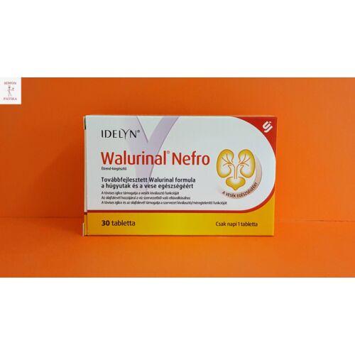 Idelyn Walurinal Nefro tabletta 30db