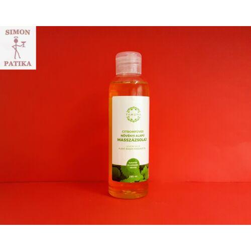 Yamuna masszázsolaj citromfű