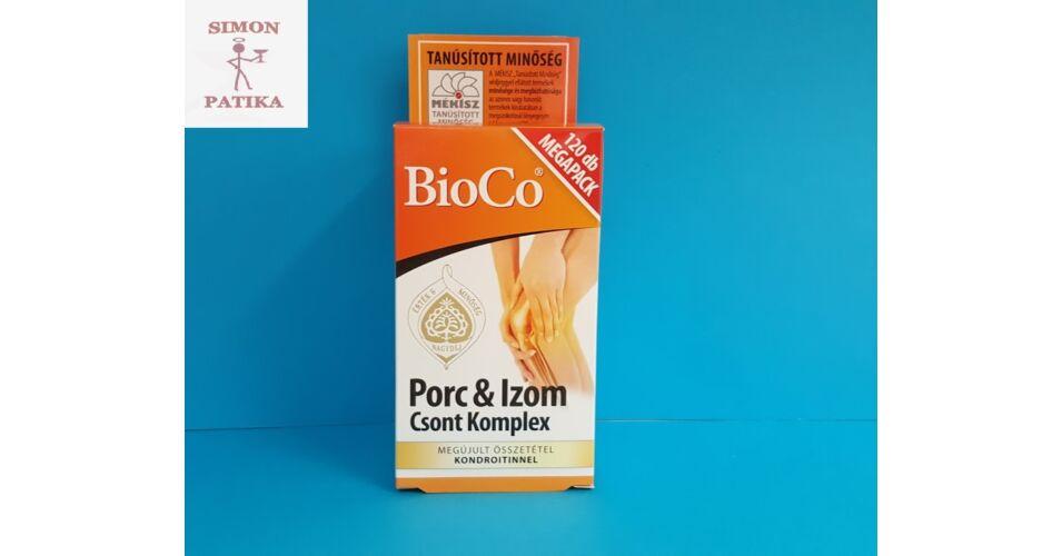 bioco porc izom csont komplex kondroitin filmtabletta)